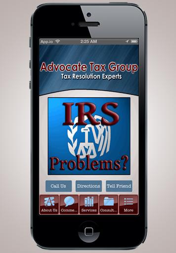 【免費商業App】Advocate Tax Group-APP點子