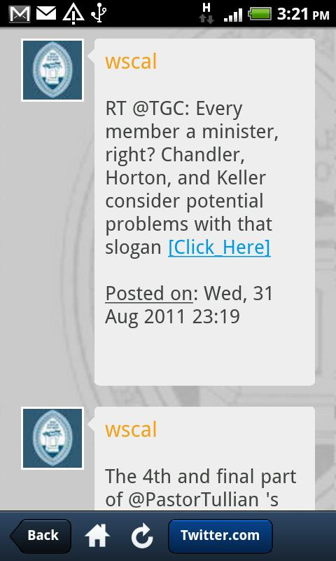 WSC Media - screenshot