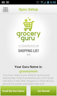 Grocery Guru - screenshot thumbnail