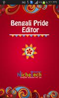 Screenshot of Bengali Editor Bengali Pride