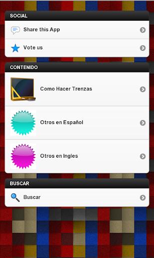 【免費娛樂App】Como Hacer Trenzas-APP點子