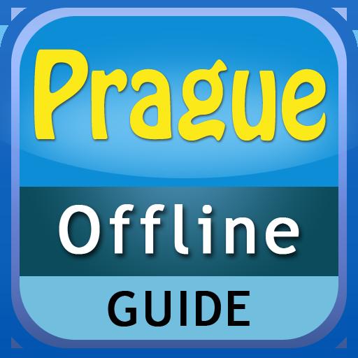 Prague Offline Travel Guide 旅遊 App LOGO-APP試玩