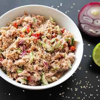 Thai Tuna Salad.