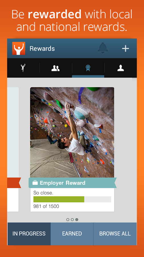 EveryMove: Fitness Rewards - screenshot