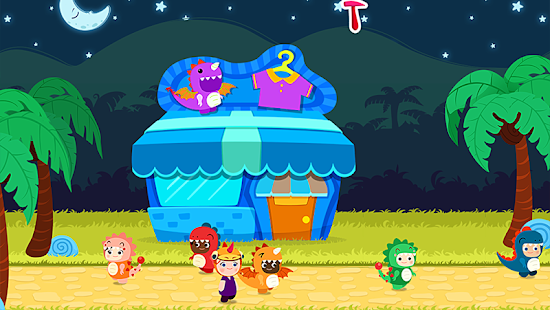 Dinosaur Games for Kids - Zoo