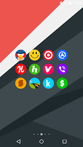 Goolors Circle - icon pack screenshot 23