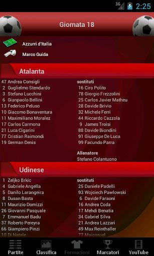 【免費運動App】Serie A Calcio-APP點子