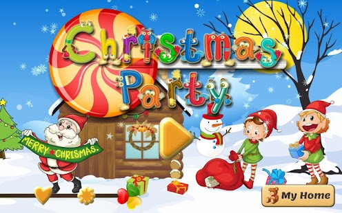 Christmas Games: Toy Party - screenshot thumbnail