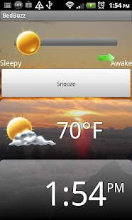 BedBuzz Talking Alarm Clock - screenshot thumbnail