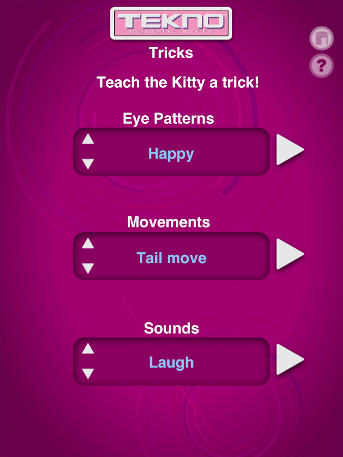 Tekno/Teksta Kitty- screenshot