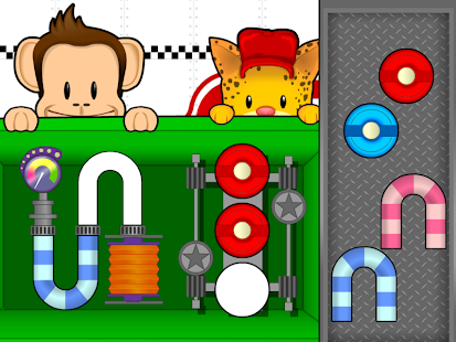Monkey Preschool Fix-It- screenshot thumbnail