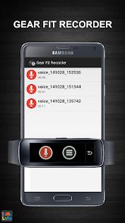 Gear Fit Recorder Giochi (APK) scaricare gratis per Android/PC/Windows screenshot