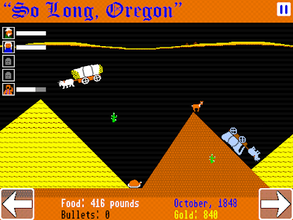 So Long, Oregon!- screenshot thumbnail