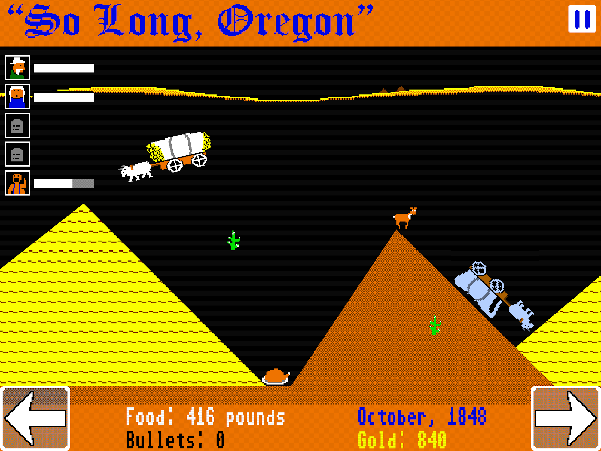 So Long, Oregon! screenshot #8