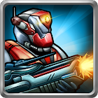 Galaxy Alert ( Red Alert ) icon