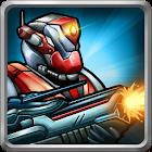 Galaxy Alert ( Red Alert ) icon