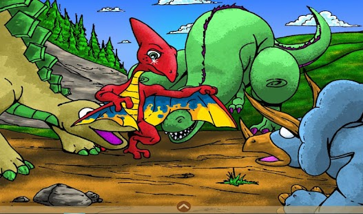 Terry the Dinosaur Storybook- screenshot thumbnail
