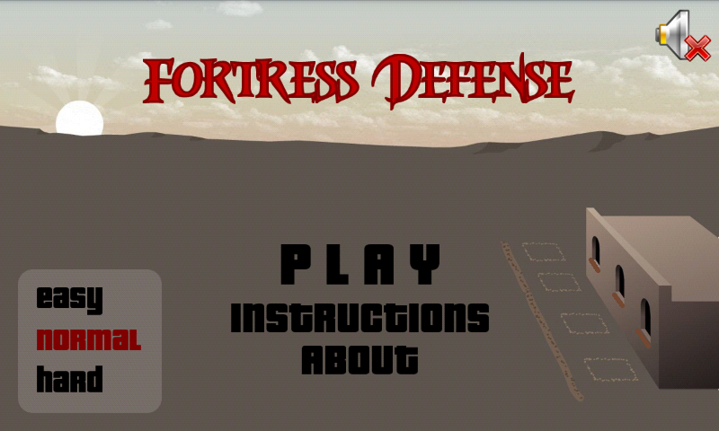 Fortress Defense - screenshot
