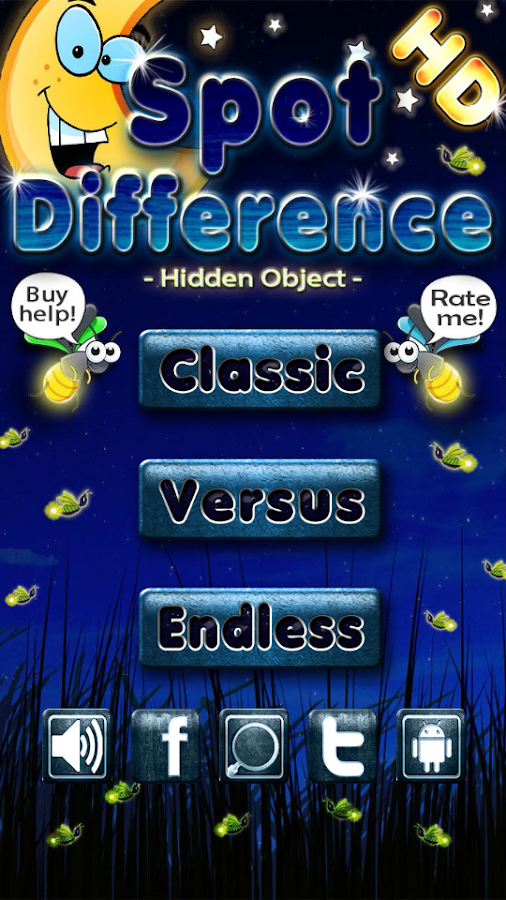 Spot Difference: Hidden Object - screenshot