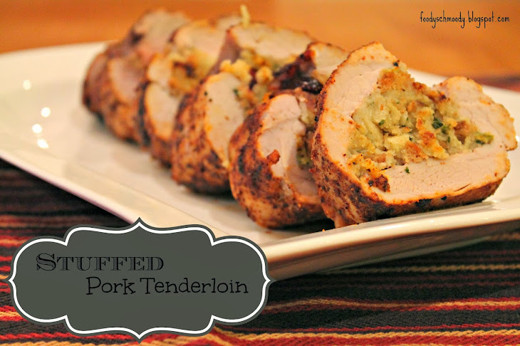 Stuffed Pork Tenderloin Recipe