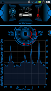 eCar PRO (OBD2 Car Diagnostic)- screenshot thumbnail