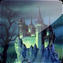 3D Castle logo