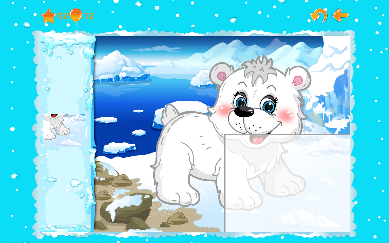 Animal puzzles for toddlers 1+ screenshot #12