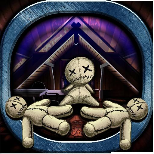 解谜のブードゥー教エスケープ LOGO-記事Game