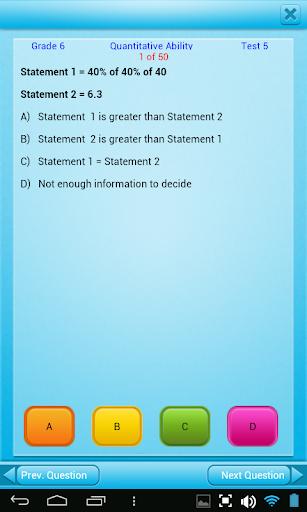 QVprep6年生数学英語|玩教育App免費|玩APPs