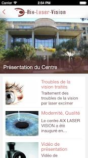 Aix Laser Vision - náhled