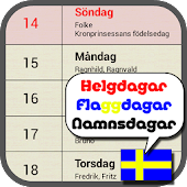 Svensk Kalender (Fullversion)