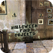 Halloween Find objects
