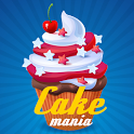 Candy Cake Mania-Match 3 Cakes icon