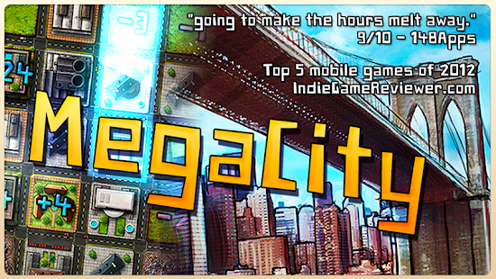 MegaCity- screenshot thumbnail