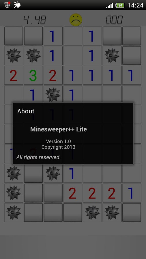 Minesweeper-Lite 8
