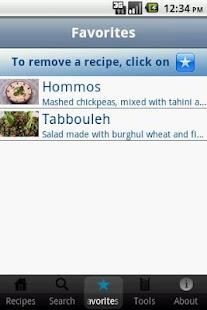 100 Lebanese Recipes- screenshot thumbnail