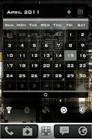Screenshot of Contrast Theme LauncherPro