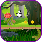 Jungle Panda Run Adventure