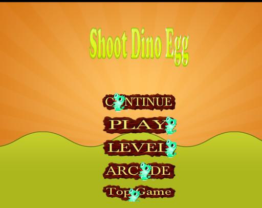 Shoot Dinosaur EGG