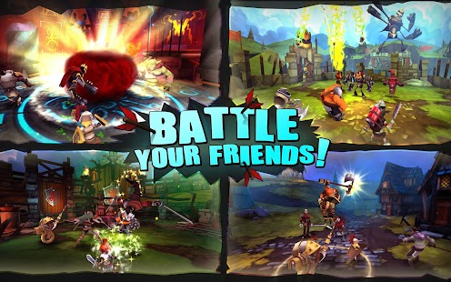 Might and Mayhem: Battle Arena Screenshot 20