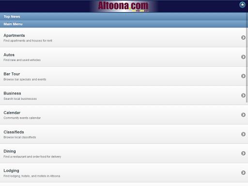 【免費新聞App】Altoona PA-APP點子
