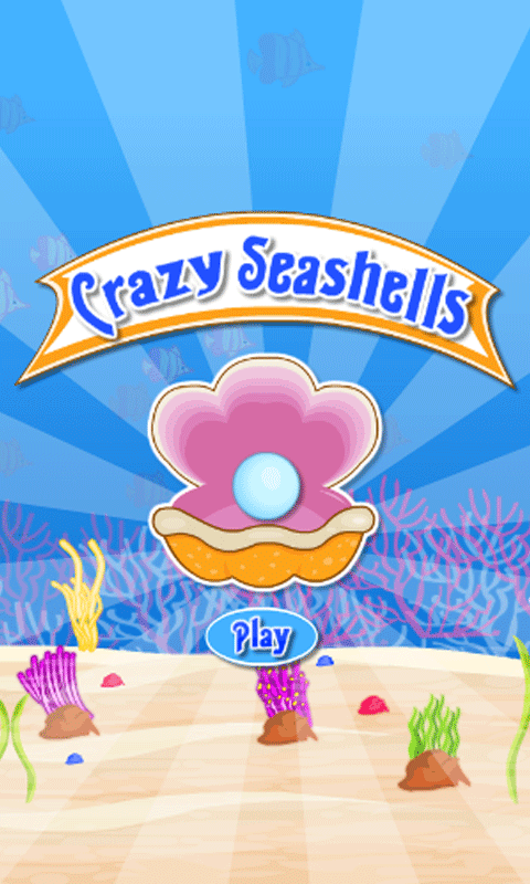 Crazy Seashells - screenshot