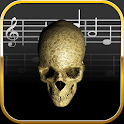 O Piano para o Halloween icon