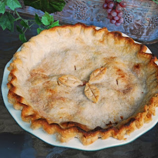 Never-Fail Pie Crust.