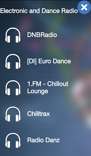 Electronic ChanelFM - DJ Music