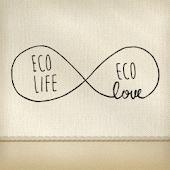 Eco bag Atom Theme