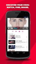 Vevo - Watch HD Music Videos Screenshot 1