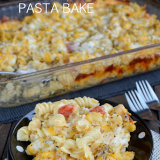Chicken Supreme Pasta Bake