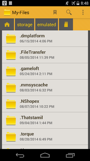 【免費生產應用App】My Files - SD Card Manager-APP點子