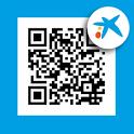 Lector códigos QR icon